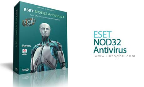 جدیدترین ورژن آنتی ویروس معروف و قدرتمند ESET NOD32 Antivirus 4.0.474
