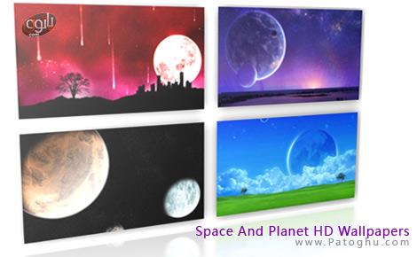 عکس های پس زمینه بسیار زیبا و با کیفیت عالی از فضا و سیارات Space And Planet HD Wallpapers