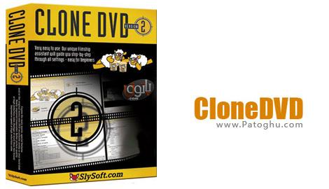 رایت و تهیه نسخه پشتیبان از دی وی دی های فیلم خود با SlySoft CloneDVD v2.9.2.2