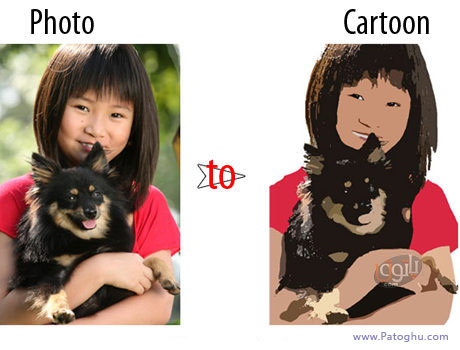 Photo to Cartoon