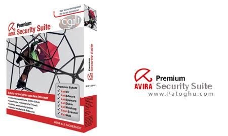 نسخه جدید آنتی ویروس و بسته امنیتی Avira Premium Security Suite 9.0.0.356