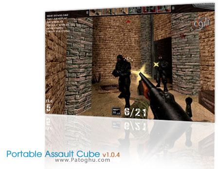 Portable Assault Cube v1.0.4