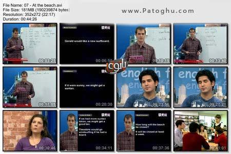 دانلود فیلم آموزش مکالمه زبان انگلیسی از مبتدی تا حرفه ای English For You