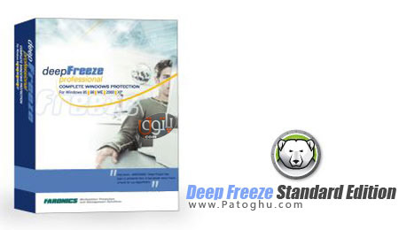 نسخه جدید Faronics Deep Freeze Stantard 6.52