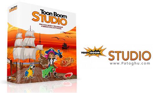 نرم افزار حرفه ای ساخت کارتون های دو بعدی حرفه ای Toon Boom Studio v5.0.13592