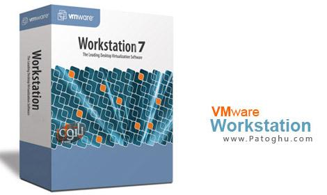 نصب چندین سیستم عامل برروی یک رایانه توسط VMware Workstation v7.0.1.227600 Lite