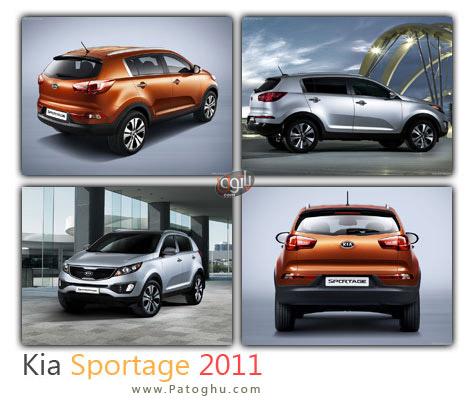 عکس اسپورتيج Kia Sportage 2011