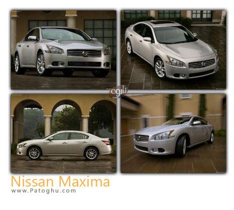 عکس ماکسیما Nissan Maxima