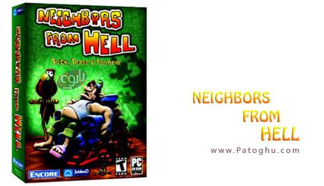 دانلود بازی همسایه جهنمی 5 برای کامپیوتر - Neighbours From Hell 5