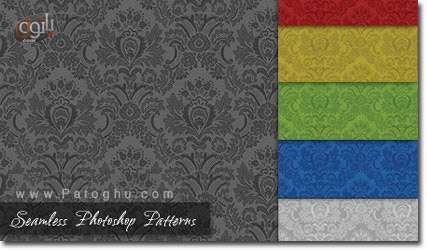 دانلود پترن های فتوشاپ در دانلود پترن های فتوشاپ در رنگ های گوناگون - PAT 6 Patternsرنگ های گوناگون - PAT 6 Patterns