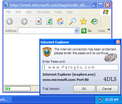دانلود نرم افزار قفل اینترنت با Internet Lock v5.3.0