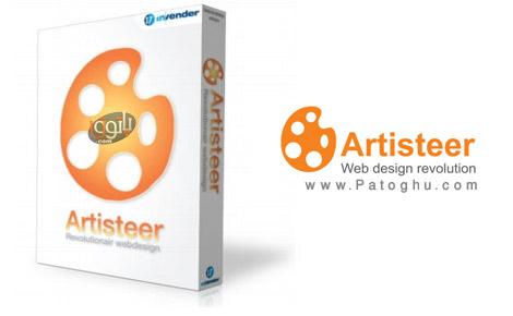 طراحی قالب سایت و وبلاگ با نرم افزار Artisteer 2.4.0.26594