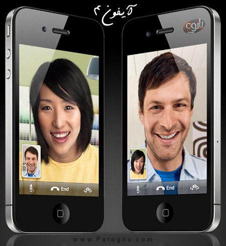 معرفی و بررسی گوشی آیفون 4 - مشخصات iPhone 4