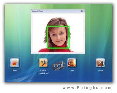 قفل کردن کامپیوتر با نرم افزار تشخیص چهره Luxand Blink v2.0
