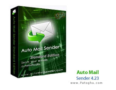 نرم افزار ارسال ایمیل به صورت اتوماتیک Auto Mail Sender 4.23
