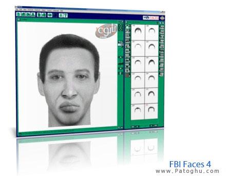 نرم افزار قدرتمند و حرفه ای چهره نگاری FBI Faces 4