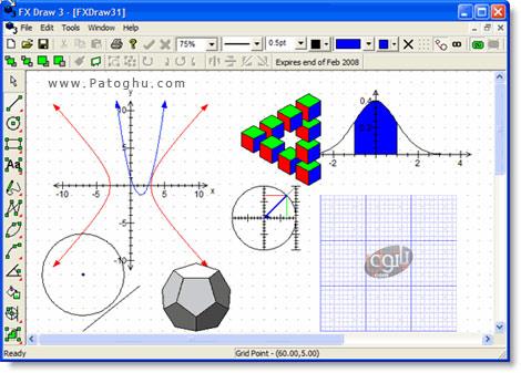 دانلود نرم افزار طراحی پیشرفته هندسه متحرک - Efofex FX Draw v3.203.0-EAT