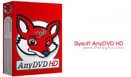 نرم افزار SlySoft AnyDVD & AnyDVD HD