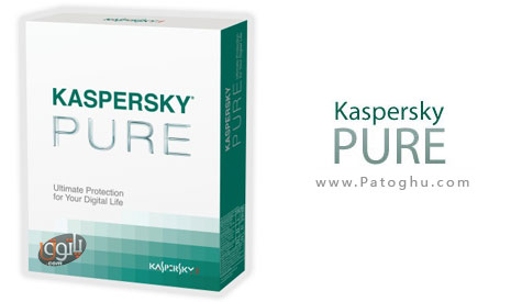 دانلود برنامه محافظت و امنیتی کاسپراسکای - Kaspersky PURE 9.0.0.192