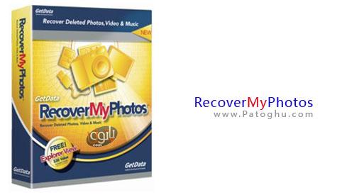 بازیابی تصاویر حذف شده با Get Data Recover My Photos v3.72.720
