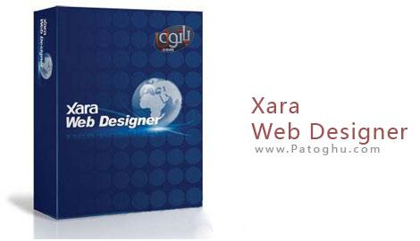 نرم افزار xara-web-designer