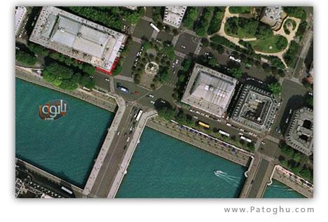 دانلود نرم افزار دیدن نقشه های ماهواره ای توسط Google Satellite Maps Downloader v6.66
