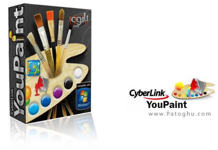 دانلود نرم افزار جدید نقاشی برای کامپیوتر - CyberLink YouPaint v1.2.1223