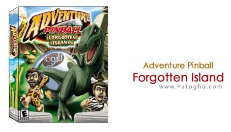 دانلود بازی کامپیوتری ماجرایی جدید با حجم کم - Adventure Pinball: Forgotten Island