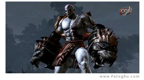 دانلود تریلر و دمو بازی خدای جنگ 3 کامپیوتر - Game PC GOD OF WAR 3