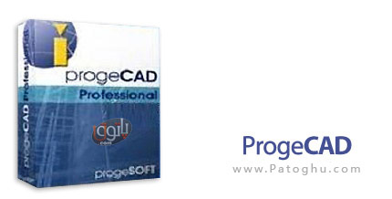 نرم افزار حرفه ای مهندسی و نقشه کشی ProgeCAD 2010 Professional v10.0.8.9