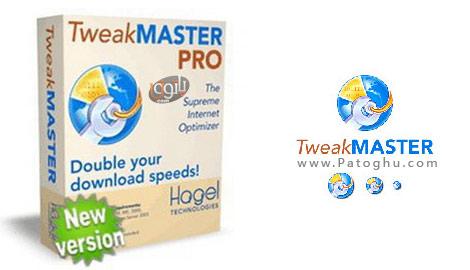 نرم افزار افزایش سرعت و کیفیت اینترنت با TweakMASTER PRO 3.12