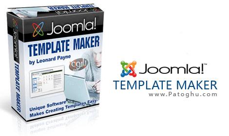ساخت قالب جوملا با نرم افزار Joomla Template Maker