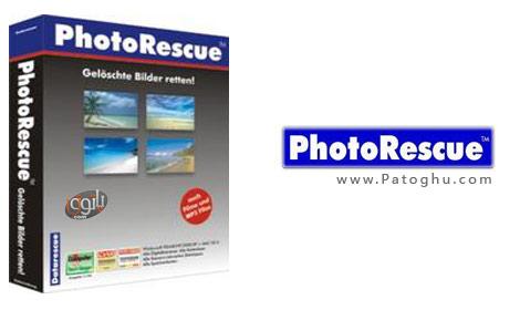 بازیابی تصاویر حذف شده توسط عکس های حذف شده از حافظه ها را با DataRescue PhotoRescue Advanced v2.1.706