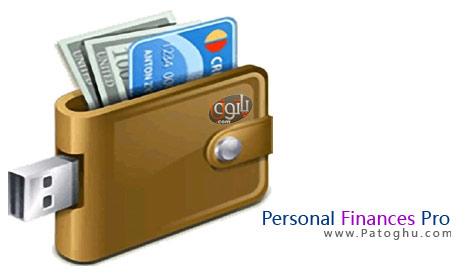 دانلود نرم افزار مدیریت حسابداری شخصی در کامپیوتر - Personal Finances Pro v4.0