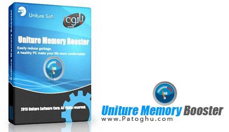 نرم افزار افزایش رم و بهتر شدن کارایی حافظه کامپیوتر Uniture Memory Booster 6.1.0.5320