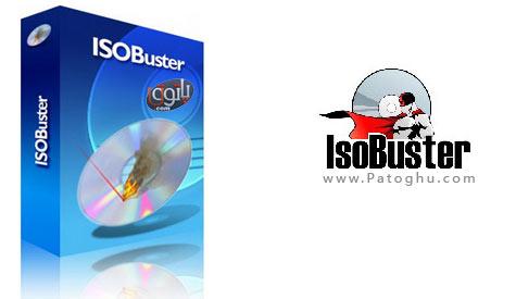 دانلود نرم افزار رایت سی دی های خش دار - IsoBuster v2.8.0.0 Final