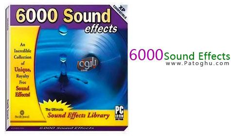 دانلود کلکسیون بیش از 6000 افکت صوتی فوق العاده زیبا - 6000 Sound Effects