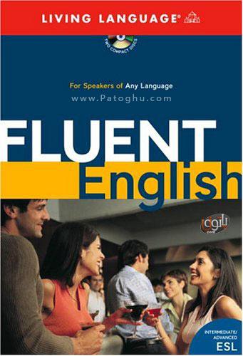 دانلود مجموعه آموزشی صوتی مکالمه روانتر زبان انگلیسی - Fluent English