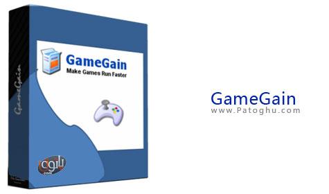 نرم افزار افزایش سرعت اجرای بازیهای کامپیوتری PGWare GameGain