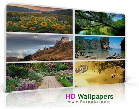 دانلود عکس های جدید با کیفیت بالا از منظره های طبیعت - HD Wallpapers