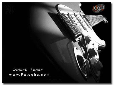 کوک کردن گیتار با Smart Tuner