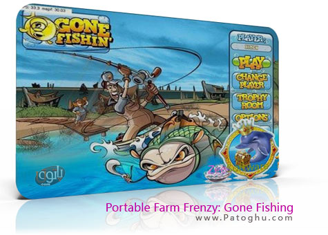 دانلود رایگان بازی Portable Farm Frenzy: Gone Fishing 1.0 Fixed.101106