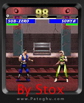 دانلود بازی مورتال کمباد برای سیستم عامل سیمبیان سری 60 ورژن 5 - Eaultimate Mortal Combat 3