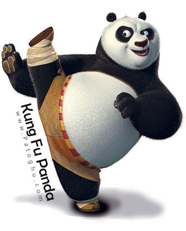 دانلود انیمیشن پاندای کونگ فو کار Kung Fu Panda Holiday Special 2010