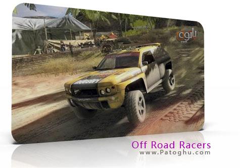دانلود بازی کامپیوتری ماشین سواری در کویر با Off Road Racers
