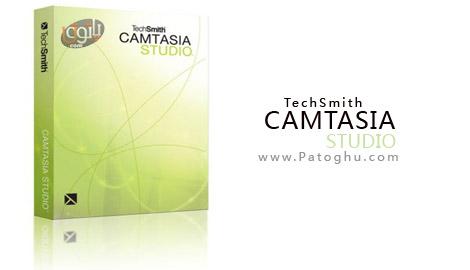 نرم افزار حرفه ای برای فیلم برداری از صفحه نمایش TechSmith Camtasia Studio