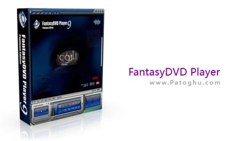 پخش فیلم DVD با بهترین کیفیت توسط نرم افزار قدرتمند FantasyDVD Player Platinum 9.9.5 Build 0318