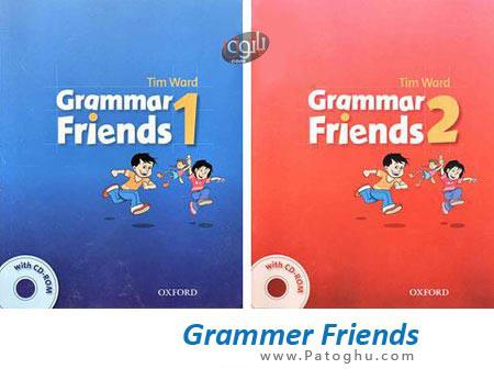 مجموعه آموزشی گرامر زبان انگلیسی برای کودکان