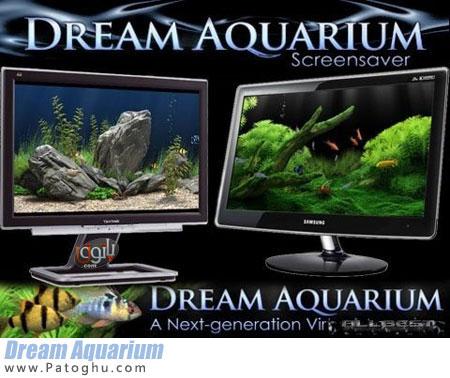 آکواریوم واقعی در سیستم شما به وسیله Dream Aquarium v1.234