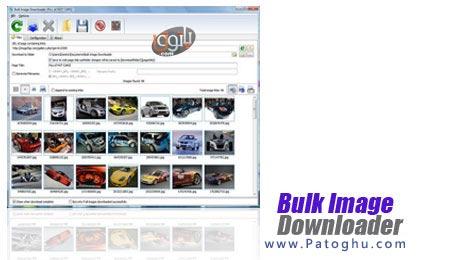 دانلود دسته جمعه گالری عکس ها با Bulk Image Downloader 4.11.0.0 Beta